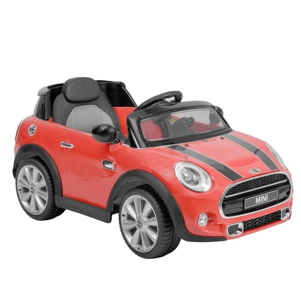MINI HATCH -  RED