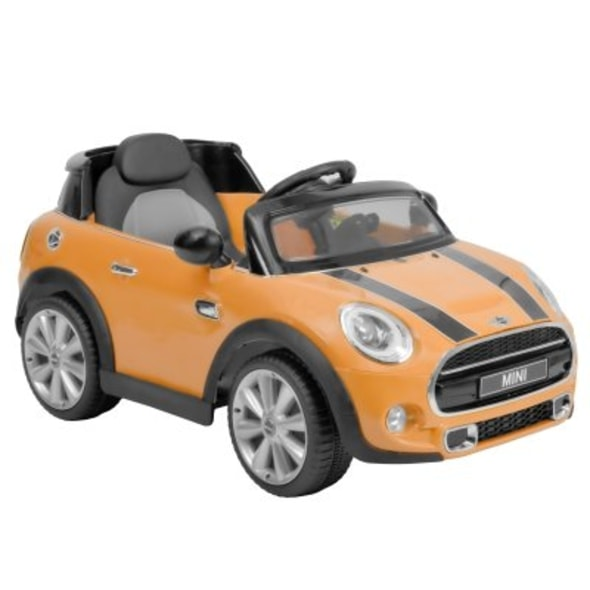 MINI HATCH - YELLOW