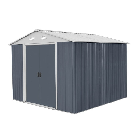 HECHT 10X10 PLUS - GARDEN SHED