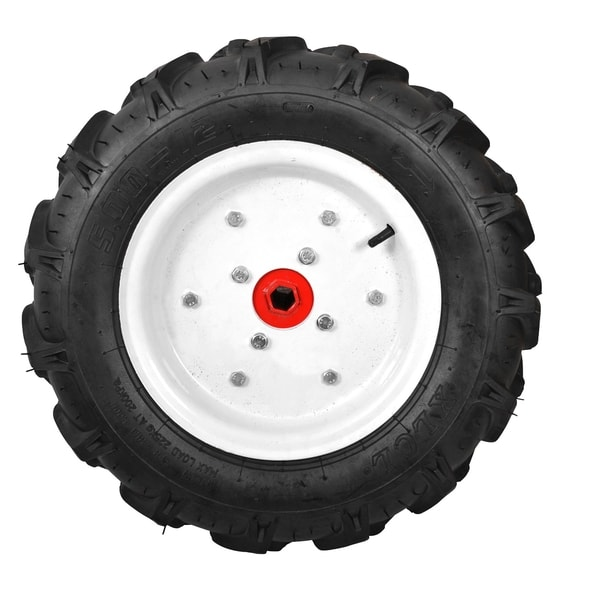 HECHT 007112 - 12 INCH WHEEL WITH SLIPPING PINION