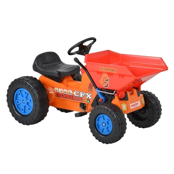 HECHT 51312 - PEDAL TRACTOR