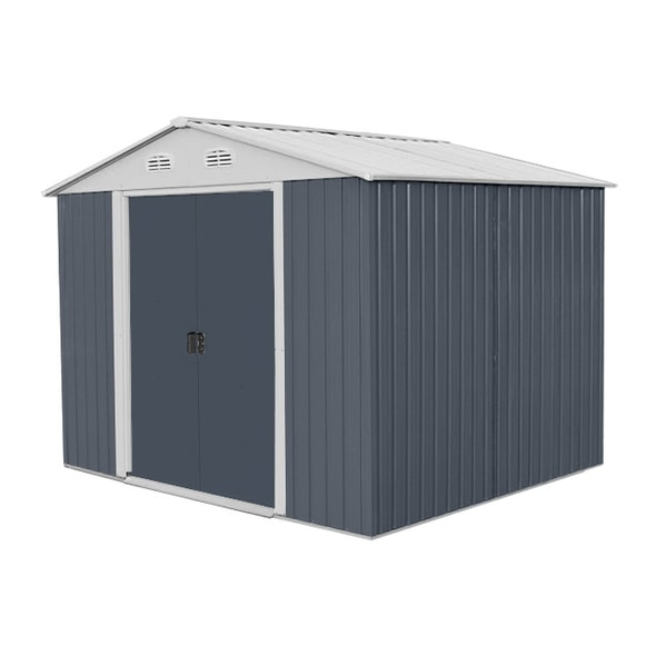 HECHT 8X8 PLUS - GARDEN SHED