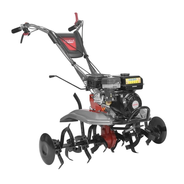 HECHT 7970 - PETROL TILLER WITH SELF PROPELLED SYSTEM