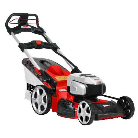 HECHT 5518 5IN1 - ACCU LAWN MOWER