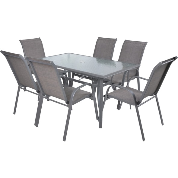 SOFIA SET 6 - GARDEN FURNITURE SET