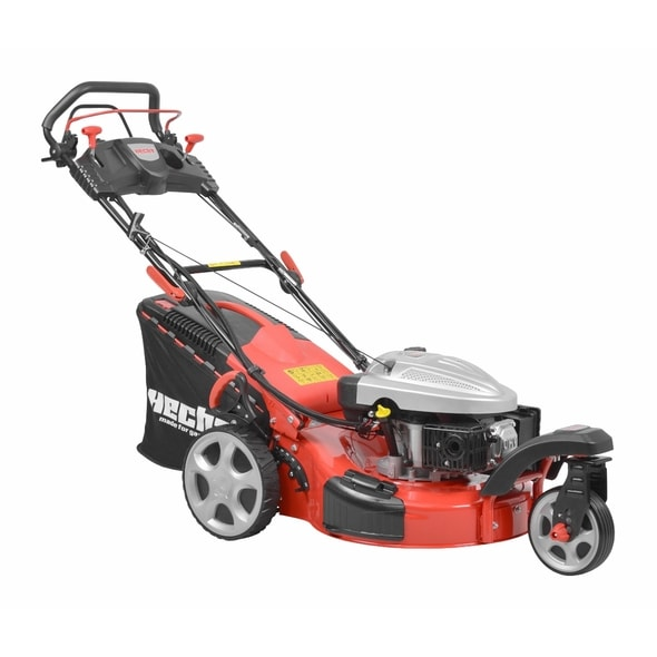 HECHT 5533 SWE  5 IN 1 - PETROL LAWN MOWER WITH SELF PROPELLED SYSTEM