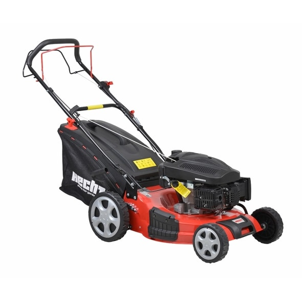 HECHT 551 SX - PETROL LAWN MOWER WITH SELF PROPELLED SYSTEM