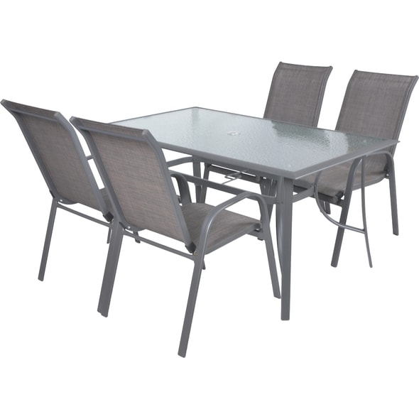 SOFIA SET 4 - GARDEN FURNITURE SET