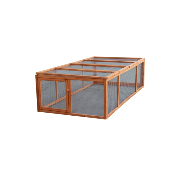CLAUDIE - OUTDOOR ENCLOSURE FOR RODENTS
