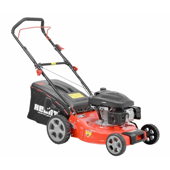 HECHT 546 - PUSHED PETROL LAWN MOWER