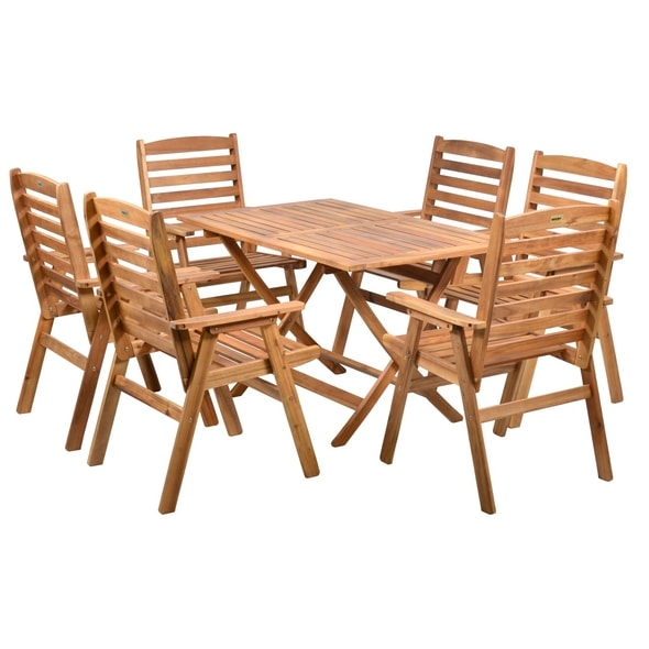 HECHT NARROW SET - GARDEN FURNITURE SET