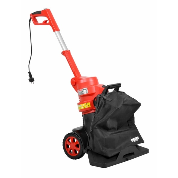 HECHT 3113 2IN1 - ELECTRIC LEAF VAC/BLOWER