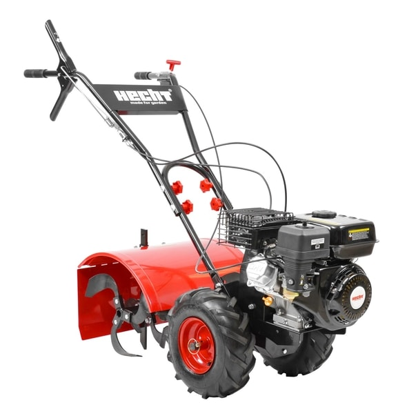 HECHT 750 - PETROL TILLER WITH SELF PROPELLED SYSTEM