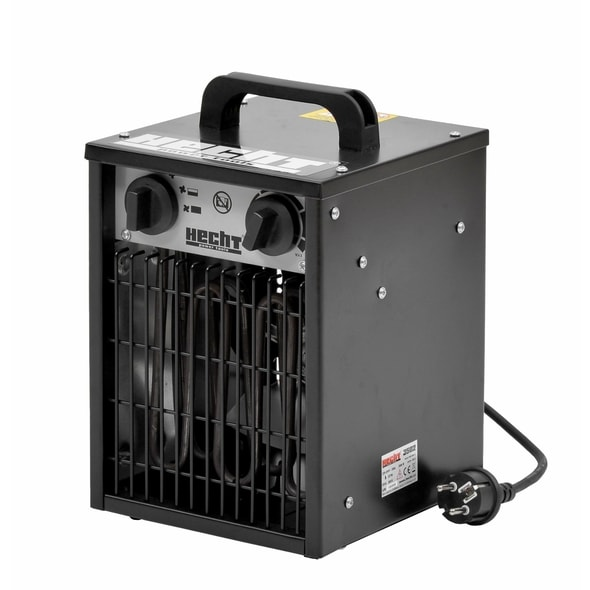 HECHT 3502 - PORTABLE HEATER WITH THERMOSTAT