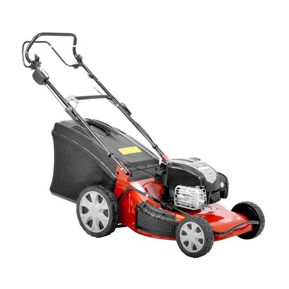 HECHT GX 54 SB BS 675 3 IN 1 HW - PETROL LAWN MOWER WITH SELF PROPELLED SYSTEM
