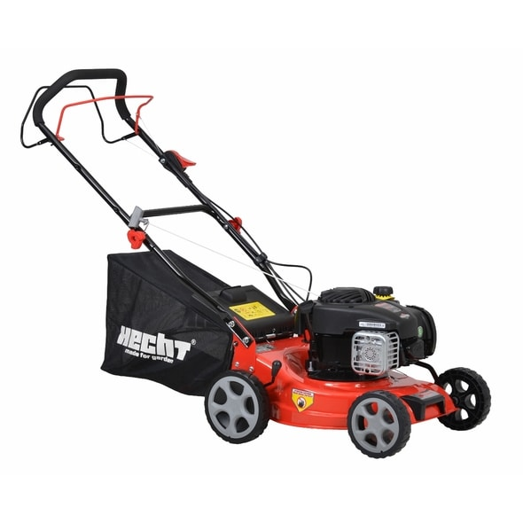 HECHT 541 BSW – PETROL LAWN MOWER WITH SELF PROPELLED SYSTEM